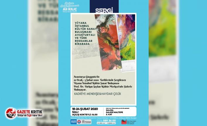 Dünya sanatı Maltepe'de buluşacak