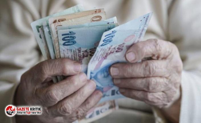 Emeklilere müjde! Maaş farkı ödemeleri başladı