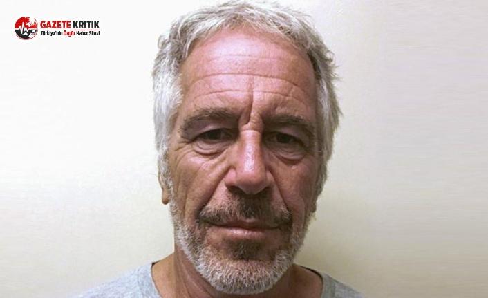 Hapiste intihar eden pedofili milyarder Epstein'la ilgili flaş gelişme!