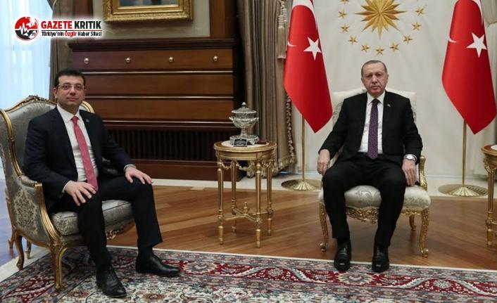 İmamoğlu ve Erdoğan buluşacak