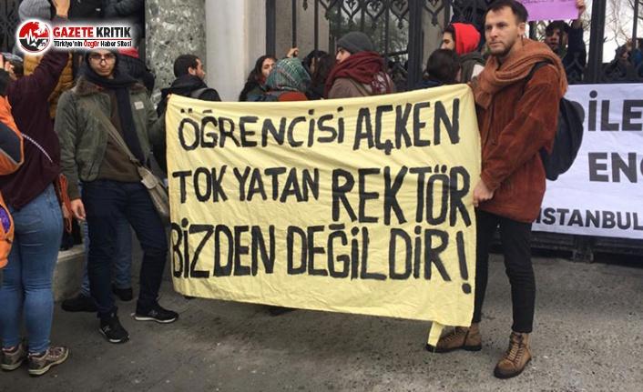 İstanbul Üniversitesi'nde Öğrencilere Coplu Müdahale!