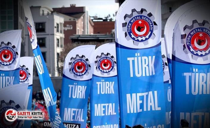 İşte belli oldu! Metal iş kolunda çalışanlara yüzde 25,50 zam