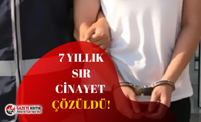 İzmir'de sır cinayet çözüldü!