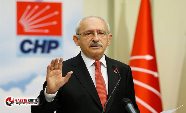 Kılıçdaroğlu: Bilim ve Sanat Vakfı'na kayyum atanması Türkiye'nin adaletle yönetilmediğini gösteriyor