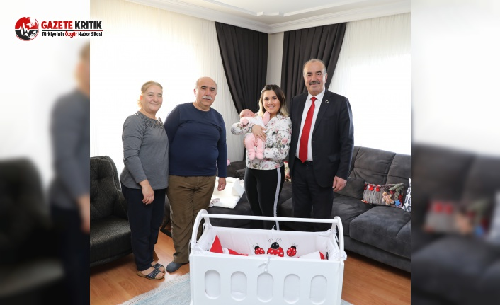 """MUDANYA'NIN UĞUR BÖCEKLERİNE """"HOŞ GELDİN"""" SÜRPRİZİ"""