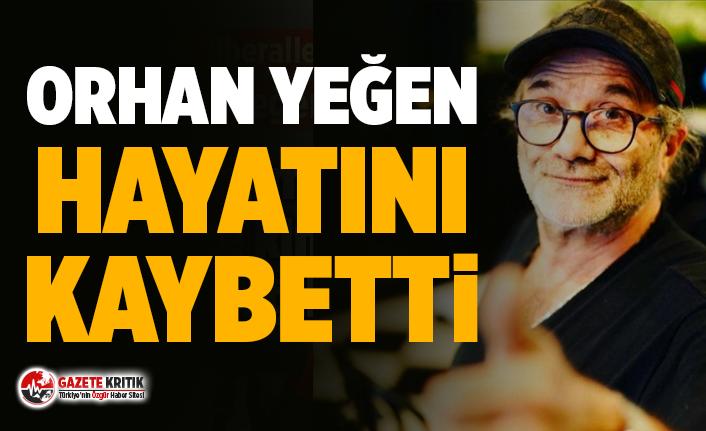 New York'un ünlü Türk şefi Orhan Yeğen hayatını kaybetti