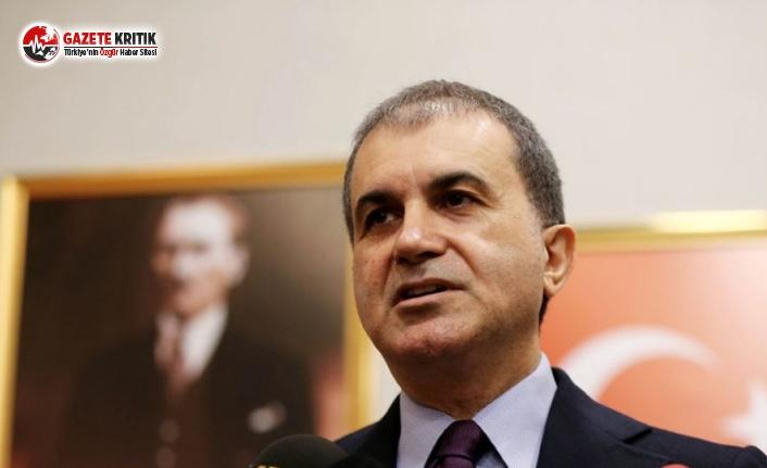 Ömer Çelik: Libya'ya kimseyle çatışmak için gitmiyoruz