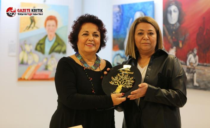 """""""Öncü Kadınlarımız""""ın 20. durağı Maltepe oldu"""
