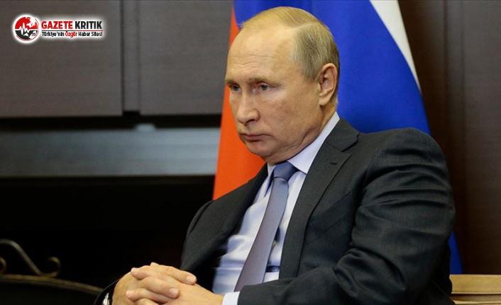 Putin Gelişmeleri İstanbul'dan Takip Ediyor