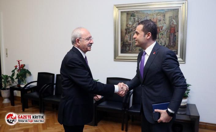 Ahmet Akın'a CHP'nin '' ekonomik kriz '' heyetinde yeni görev