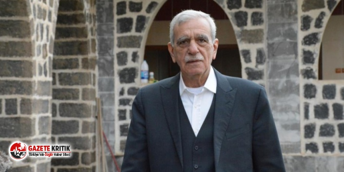 Ahmet Türk'ün yerine kayyum atanmasına gerekçe gösterilen dosyadan berrat çıktı