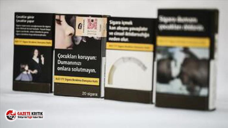 Bakan açıkladı:Sigarada düz paket uygulaması hedefine ulaştı