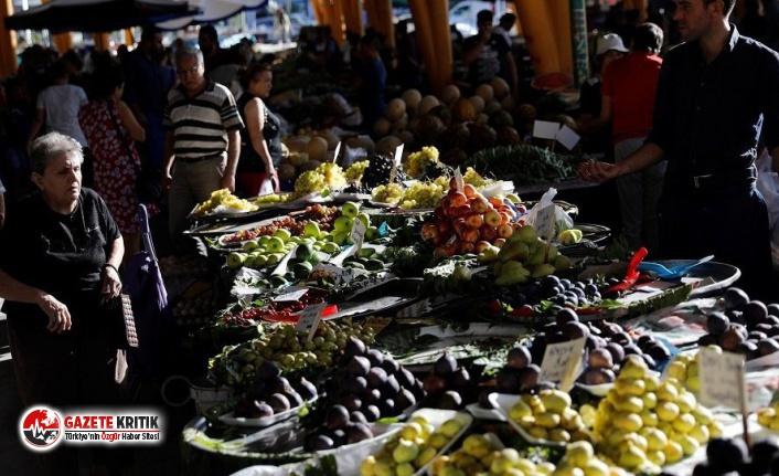 BİSAM: Dört kişilik ailenin aylık gıda harcaması 2 bin 250 lira!