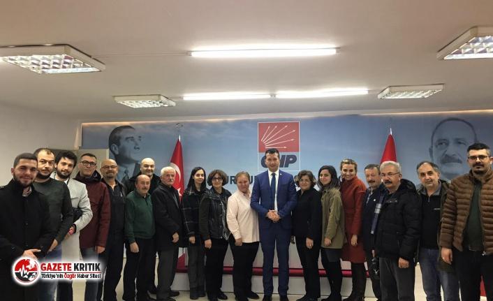 CHP Burdur Yönetimi İlk Toplantısını Gerçekleştirdi