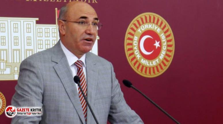 CHP'Lİ TANAL: ''MENZİL TARİKATI İSTEDİ AKP YAPTI!''