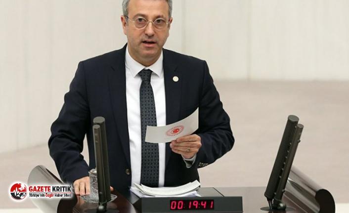 CHP'Lİ ANTMEN ADLİYELERDEKİ FAHİŞ FİYATLARI ADALET BAKANINA SORDU