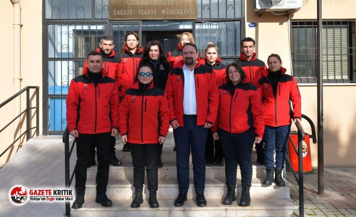Çiğli Belediyesi Kişisel Bakım Hizmetleri Birimi Elazığ'da!