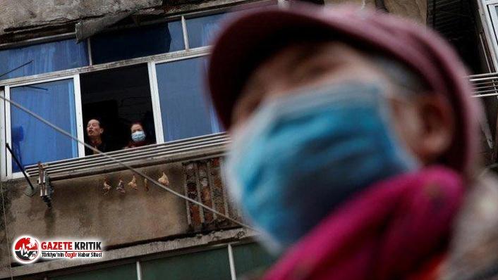Dünyaya korku salan virüs Çinli kadını  tecavüzden kurtardı!