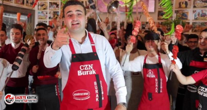 Fenomen CZN Burak'ın restoranında garson cinayeti!