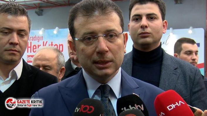 İBB Başkanı Ekrem İmamoğlu'ndan ulaşım zammı açıklaması