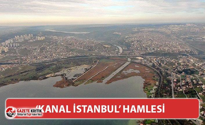 İSTANBUL BAROSU'NDAN 'KANAL İSTANBUL' HAMLESİ