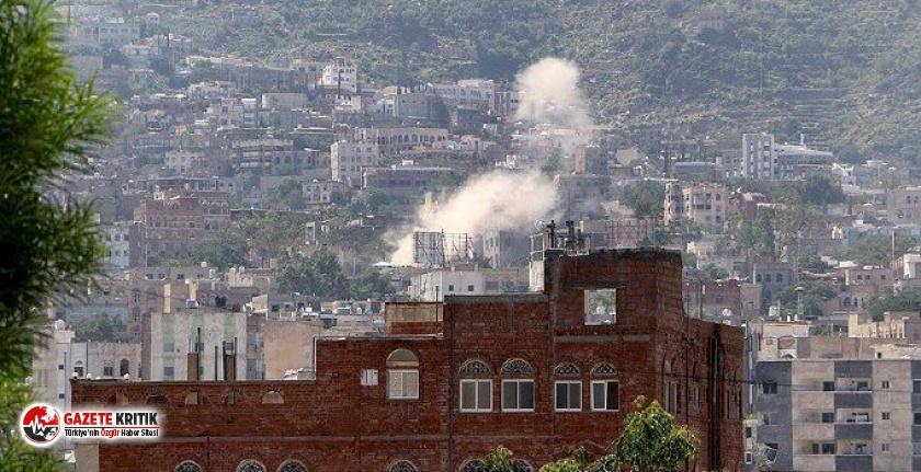 Koalisyon Yemen'i vurdu, onlarca sivil öldü