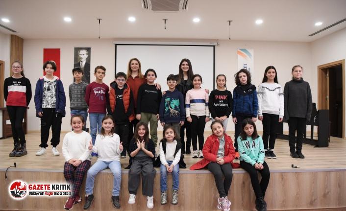 Konyaaltı Belediyesi Müzik Akademisi'nde eğitimler başladı