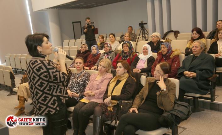 Mezitlili Kadınlara Mutlu Bir Aile İçin İletişim Dersi