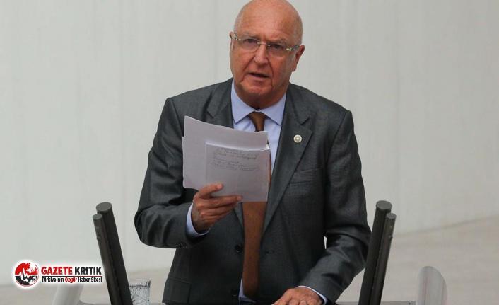 Milletvekili Hasan Subaşı'ndan Örgüt üyeliği Yasa Teklifi