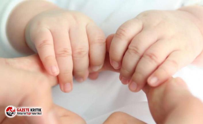 Organları dışarıda doğdu, hayata tutunmayı başardı