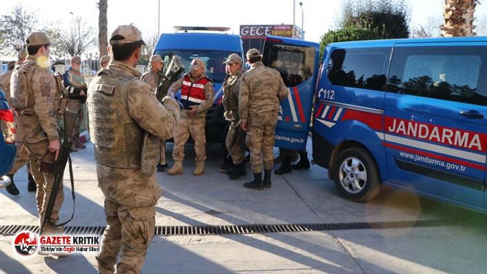Şanlıurfa'da terör operasyonu: 16 gözaltı