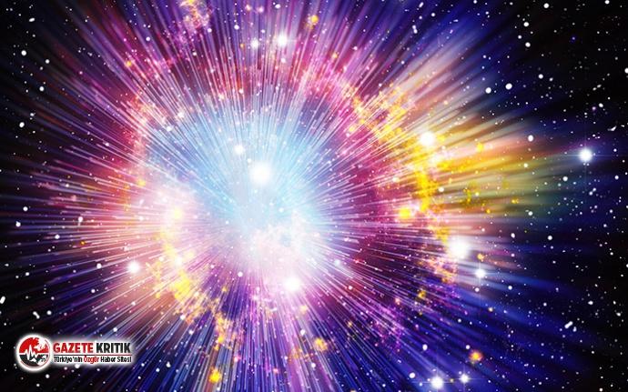 """Uzayda """"her şeyin başlangıcı"""" denilen Big Bang'den 5 kat büyük patlama saptandı"""