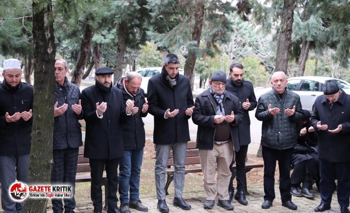 Yeşilyurt Apartmanı'nda Hayatını Kaybedenler Mezarları Başında Anıldı