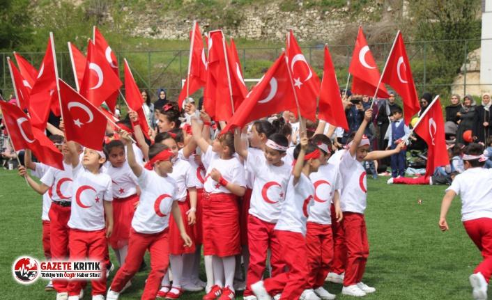 23 Nisan  Ulusal Egemenlik ve Çocuk Bayramı, koronavirüs nedeniyle kutlanmayacak