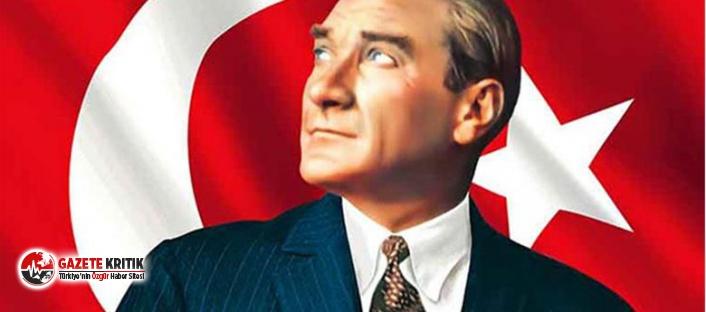 Atatürk'ün bilinen en eski fotoğrafı 121 yıl sonra ortaya çıktı