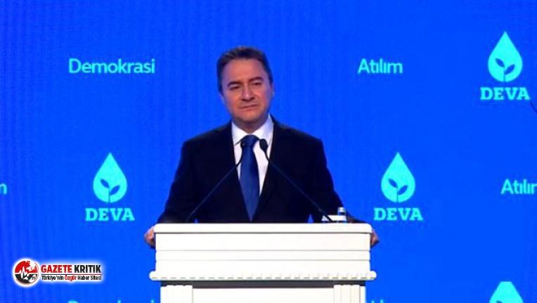 Babacan'ın parti tanıtımını yaptığı otelde 19 yıllık 'AKP' detayı!