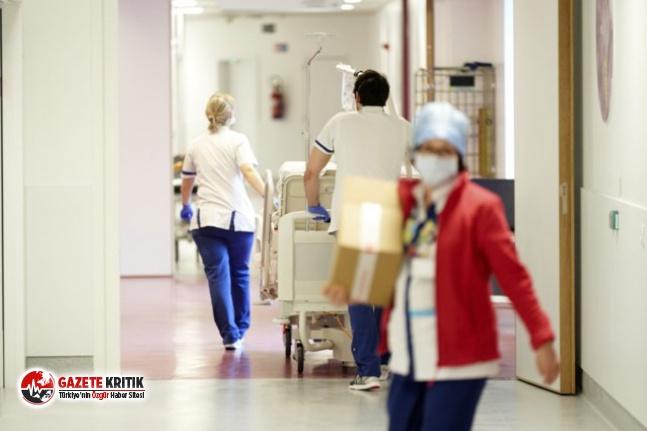 Belçika'daki Koronavirüs vakalarında çarpıcı detay:Hastaların yarısı Türk
