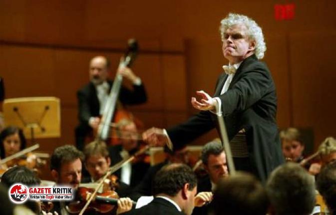 Berlin Filarmoni Orkestrası konseri koronavirüs nedeniyle internetten ücretsiz izlenebilecek