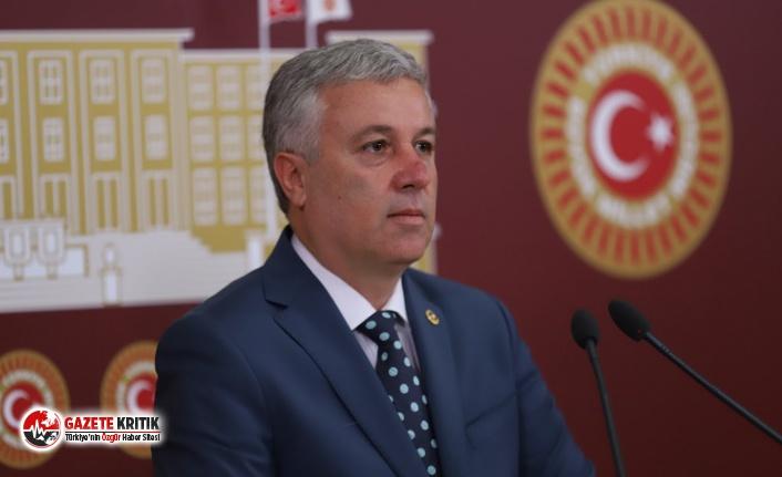 """CHP'Lİ ARIK: """"SAĞLIK ÇALIŞANLARI PARA DEĞİL MASKE İSTİYOR"""""""