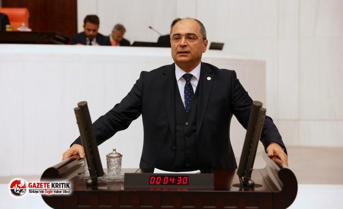 CHP'li Aydoğan: ''İktidarın insanlıkla imtihanı: Korona günlerinde talan ve kayyım''