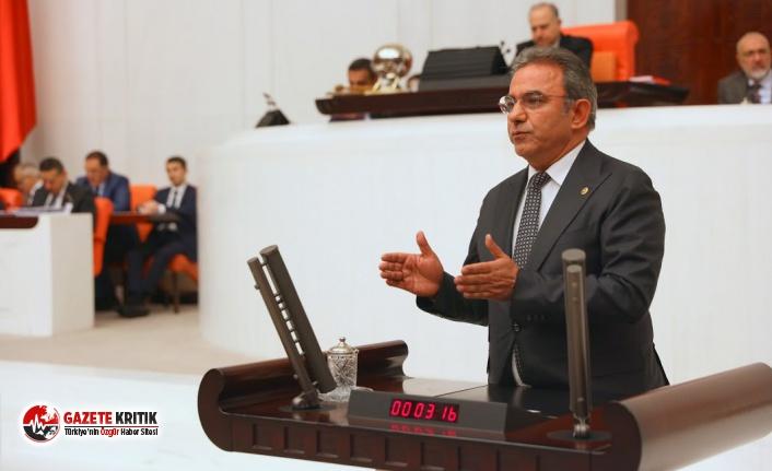 CHP'li Budak: 'Alarm zilleri Saray'dan duyulmuyor!'