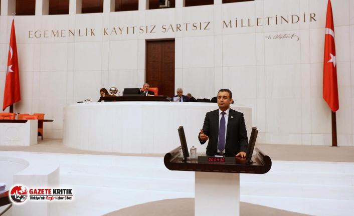 CHP'Lİ BULUT: ''SAĞLIK PERSONELİ ARASINDA AYRIMCILIK YAPILMAMALI''