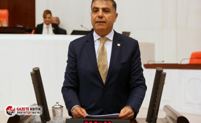 CHP'li Güzelmansur: ''Virüs Salgını İşsizlik Salgınıyla İlerliyor''