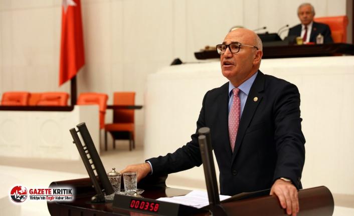 CHP'Lİ TANAL'DAN AKP'YE KANAL İSTANBUL TEPKİSİ: PANDEMİ FIRSATÇISI!