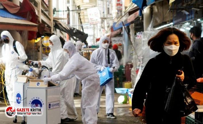 Çin Corona virüsü işte böyle durdurdu!