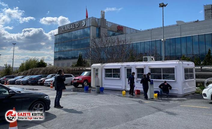 CNN Türk'te muhabir ve kameramanlara skandal 'korona' uygulaması!