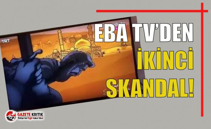 EBA TV'den ikinci skandal!