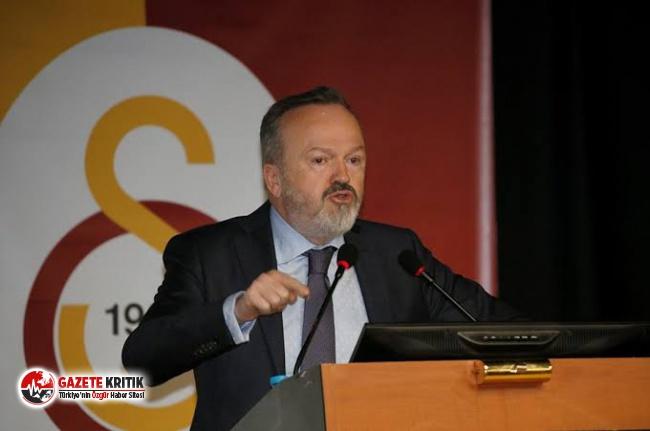 Galatasaray Kulübü Başkan Yardımcısı Yusuf Günay'ın corona virüsü testi pozitif çıktı!