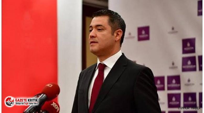 İBB Sözcüsü Murat Ongun,AKP'li Belediyeden özür diledi