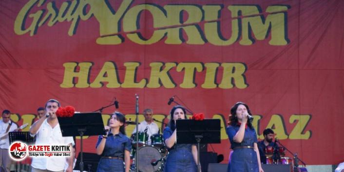 İzmir'de, Grup Yorum'a destek konseri yasaklandı